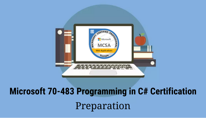 70-483, 70-483 Online Test, 70-483 Programming in C#, 70-483 Questions, 70-483 Quiz, MCSA Universal Windows Platform, MCSA Universal Windows Platform Mock Exam, MCSA Universal Windows Platform Simulator, Microsoft 70-483 Question Bank, Microsoft Certification, Microsoft Certified Solutions Associate (MCSA) - Universal Windows Platform, Microsoft MCSA Universal Windows Platform Questions, Microsoft Programming in C# Certification, Microsoft Programming in C# Primer, Programming in C# Certification Mock Test, Programming in C# Practice Test, Programming in C# Study Guide.