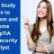 CompTIA CySA+ certification, CySA+ practice test, CySA+ syllabus, CySA+ sample questions, CySA+ study guide, CySA+ benefit, CS0-001 exam, CS0-001 practice test, CompTIA cybersecurity analyst