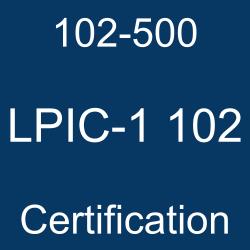 102-500 pdf, 102-500 questions, 102-500 practice test, 102-500 dumps, 102-500 Study Guide, LPI LPIC-1 102 Certification, LPI LPIC-1 102 Questions, LPI LPI Linux Administrator - 102, LPI LPIC-1, LPIC-1 Linux Administrator, LPI LPIC-1 Certification, LPIC-1 Practice Test, LPIC-1 Study Guide, LPI Certification, 102-500 LPIC-1, 102-500 Online Test, 102-500 Questions, 102-500 Quiz, 102-500, LPI 102-500 Question Bank
