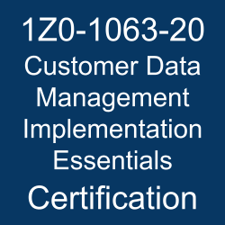 customer data management cloud, Oracle Customer Data Management Cloud Service, 1Z0-1063-20, Oracle 1Z0-1063-20 Questions and Answers, Oracle Customer Data Management 2020 Certified Implementation Specialist (OCS), 1Z0-1063-20 Study Guide, 1Z0-1063-20 Practice Test, Oracle Customer Data Management Implementation Essentials Certification Questions, 1Z0-1063-20 Sample Questions, 1Z0-1063-20 Simulator, Oracle Customer Data Management Implementation Essentials Online Exam, Oracle Customer Data Management 2020 Implementation Essentials, 1Z0-1063-20 Certification, Customer Data Management Implementation Essentials Exam Questions, Customer Data Management Implementation Essentials, 1Z0-1063-20 Study Guide PDF, 1Z0-1063-20 Online Practice Test, Oracle Customer Data Management Cloud Service 20B Mock Test