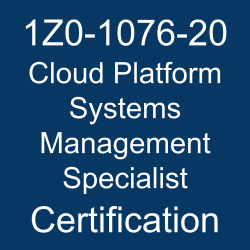 Oracle Management Cloud, Oracle Management Cloud Mock Test, 1Z0-1076-20, Oracle 1Z0-1076-20 Questions and Answers, Oracle Cloud Platform Systems Management 2020 Specialist (OCS), 1Z0-1076-20 Study Guide, 1Z0-1076-20 Practice Test, Oracle Cloud Platform Systems Management Specialist Certification Questions, 1Z0-1076-20 Sample Questions, 1Z0-1076-20 Simulator, Oracle Cloud Platform Systems Management Specialist Online Exam, Oracle Cloud Platform Systems Management 2020 Specialist, 1Z0-1076-20 Certification, Cloud Platform Systems Management Specialist Exam Questions, Cloud Platform Systems Management Specialist, 1Z0-1076-20 Study Guide PDF, 1Z0-1076-20 Online Practice Test