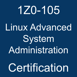 Oracle Linux Administration, 1Z0-105, 1Z0-105 Study Guide, 1Z0-105 Practice Test, 1Z0-105 Sample Questions, 1Z0-105 Simulator, Oracle Linux 6 Advanced System Administration, 1Z0-105 Certification, Oracle 1Z0-105 Questions and Answers, Oracle Certified Professional Oracle Linux 6 System Administrator (OCP), Oracle Linux Advanced System Administration Certification Questions, Oracle Linux Advanced System Administration Online Exam, Linux Advanced System Administration Exam Questions, Linux Advanced System Administration, 1Z0-105 Study Guide PDF, 1Z0-105 Online Practice Test, Oracle Linux 6 Mock Test