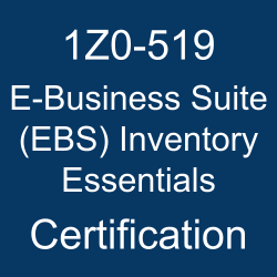 1Z0-519, Oracle E-Business Suite R12.1 Inventory Essentials, 1Z0-519 Sample Questions, 1Z0-519 Study Guide, 1Z0-519 Practice Test, 1Z0-519 Simulator, 1Z0-519 Certification, Oracle E-Business Suite 12 and 12.1. Mock Test, Oracle 1Z0-519 Questions and Answers, Oracle E-Business Suite 12 Supply Chain Certified Implementation Specialist - Oracle Inventory (OCS), Oracle E-Business Suite Manufacturing, Oracle E-Business Suite (EBS) Inventory Essentials Certification Questions, Oracle E-Business Suite (EBS) Inventory Essentials Online Exam, E-Business Suite (EBS) Inventory Essentials Exam Questions, E-Business Suite (EBS) Inventory Essentials, 1Z0-519 Study Guide PDF, 1Z0-519 Online Practice Test