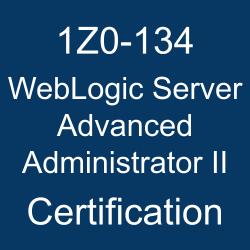 1Z0-134, 1Z0-134 Study Guide, 1Z0-134 Practice Test, 1Z0-134 Sample Questions, 1Z0-134 Simulator, Oracle WebLogic Server 12c - Advanced Administrator II, 1Z0-134 Certification, Oracle WebLogic Server, Oracle 1Z0-134 Questions and Answers, 1z0-134 dumps, Oracle Certified Professional - Oracle WebLogic Server 12c Administrator (OCP), Oracle WebLogic Server Advanced Administrator II Certification Questions, Oracle WebLogic Server Advanced Administrator II Online Exam, WebLogic Server Advanced Administrator II Exam Questions, WebLogic Server Advanced Administrator II, 1Z0-134 Study Guide PDF, 1Z0-134 Online Practice Test, Oracle WebLogic Server 12.1 Mock Test