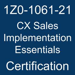 Oracle CX Sales Implementation Essentials Certification Questions, Oracle CX Sales Implementation Essentials Online Exam, CX Sales Implementation Essentials, CX Sales Implementation Essentials Exam Questions, 1Z0-1061-21, Oracle 1Z0-1061-21 Questions and Answers, Oracle CX Sales 2021 Certified Implementation Specialist (OCS), Oracle Sales Force Automation, 1Z0-1061-21 Study Guide, 1Z0-1061-21 Practice Test, 1Z0-1061-21 Sample Questions, 1Z0-1061-21 Simulator, Oracle CX Sales 2021 Implementation Essentials, 1Z0-1061-21 Certification, 1Z0-1061-21 Study Guide PDF, 1Z0-1061-21 Online Practice Test, Oracle Sales Cloud 21B Mock Test