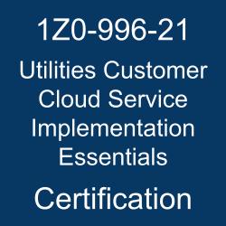 1Z0-996-21, Oracle Utilities Customer Cloud Service Implementation Essentials Certification Questions, Oracle Utilities Customer Cloud Service Implementation Essentials Online Exam, Utilities Customer Cloud Service Implementation Essentials Exam Questions, Utilities Customer Cloud Service Implementation Essentials, Oracle Customer Cloud Service Training and Certification, Oracle 1Z0-996-21 Questions and Answers, Oracle Utilities Customer Cloud Service 2021 Certified Implementation Specialist (OCS), 1Z0-996-21 Study Guide, 1Z0-996-21 Practice Test, 1Z0-996-21 Sample Questions, 1Z0-996-21 Simulator, Oracle Utilities Customer Cloud Service 2021 Implementation Essentials, 1Z0-996-21 Certification, 1Z0-996-21 Study Guide PDF, 1Z0-996-21 Online Practice Test, Oracle Utilities Customer Cloud Service 21A Mock Test