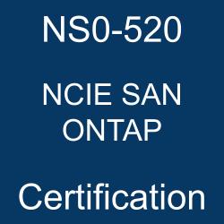 NetApp NCIE SAN ONTAP Certification, NCIE SAN ONTAP Practice Test, NetApp NCIE SAN ONTAP Primer, NCIE SAN ONTAP Study Guide, NetApp Certification, NCIE SAN ONTAP Books, NCIE SAN ONTAP Certification Cost, NCIE SAN ONTAP Certification Syllabus, NetApp NCIE SAN ONTAP Training, NetApp Implementation Engineer Certification, NetApp Certified Implementation Engineer - SAN Specialist ONTAP, NetApp NCIE SAN Specialist ONTAP Certification, NCIE SAN ONTAP, Implementation Engineer SAN Specialist ONTAP, NetApp NCIE SAN Specialist ONTAP Books, NS0-520 NCIE SAN ONTAP, NS0-520 Online Test, NS0-520, NS0-520 Syllabus, NetApp NS0-520 Books