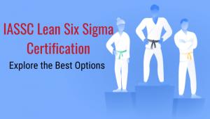 IASSC, IASSC, Lean Six Sigma, Green Belt, Yellow Belt, Black Belt