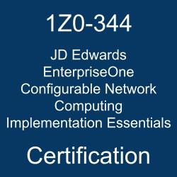 1Z0-344, 1Z0-344 Study Guide, 1Z0-344 Practice Test, 1Z0-344 Sample Questions, 1Z0-344 Simulator, JD Edwards EnterpriseOne Configurable Network Computing 9.2 Implementation Essentials, 1Z0-344 Certification, Oracle 1Z0-344 Questions and Answers, JD Edwards EnterpriseOne Configurable Network Computing 9.2 Certified Implementation Specialist (OCS), Oracle JD Edwards Tools and Technology, Oracle JD Edwards EnterpriseOne Configurable Network Computing Implementation Essentials Certification Questions, Oracle JD Edwards EnterpriseOne Configurable Network Computing Implementation Essentials Online Exam, JD Edwards EnterpriseOne Configurable Network Computing Implementation Essentials Exam Questions, JD Edwards EnterpriseOne Configurable Network Computing Implementation Essentials, 1Z0-344 Study Guide PDF, 1Z0-344 Online Practice Test, JD Edwards EnterpriseOne Configurable Network Computing 9.2 Mock Test