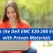 E20-260 exam, E20-260 syllabus, E20-260 study guide, E20-260 sample questions, E20-260 practice test, EduSum.com review, EduSum review